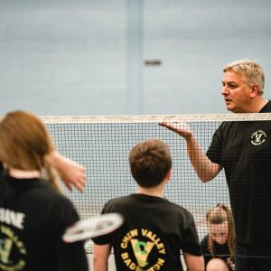 Chew Valley badminton club